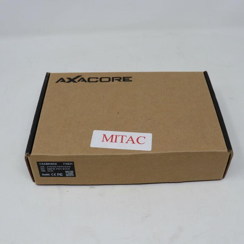 AXACORE FAXBRIDGE FXB21
