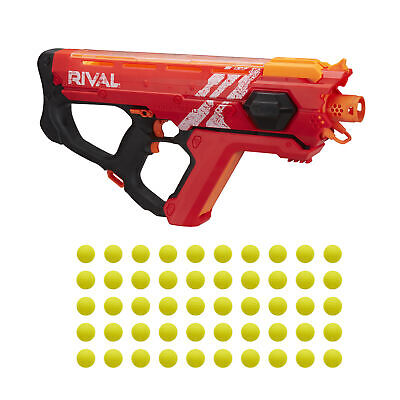 Perses MXIX-5000 Nerf Rival Motorized Blaster (red)