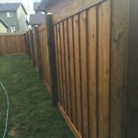 Custom Built Fences and Decks