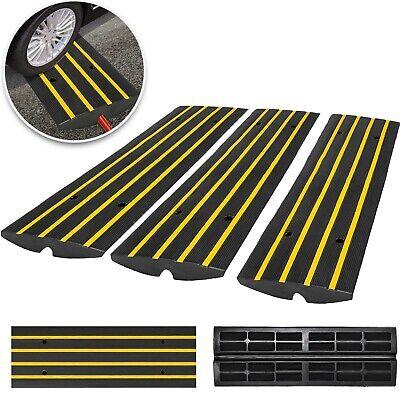 Car Driveway Curb Ramp - Heavy Duty Rubber Threshold Ramp 3