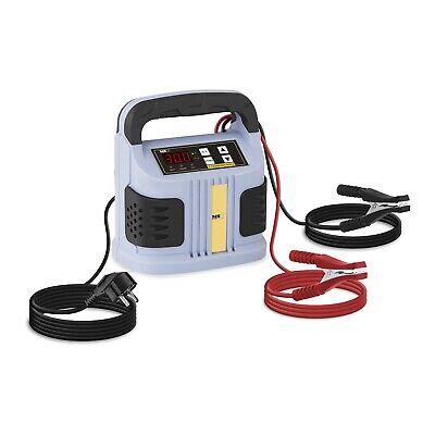 Autobatterie-Ladegerät Kfz PKW Ladegerät Batterie 6/12/24 V 30 A LED-Display