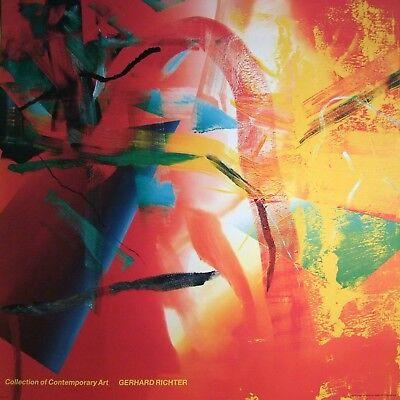 Gerhard Richter Merlin  hochwertiger Offsetdruck