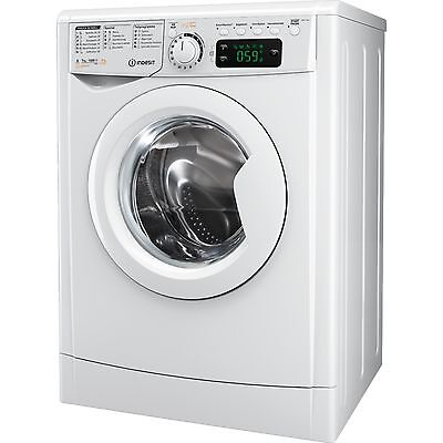 Indesit EWDE 71680 W DE, Waschtrockner, weiß
