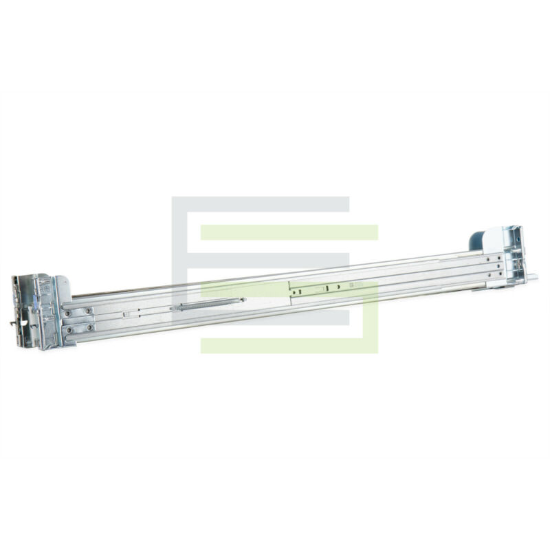 Dell H4X6X PE R510 R520 R720 R720xd R820 R530 R730 R730xd Sliding Ready Rail Kit