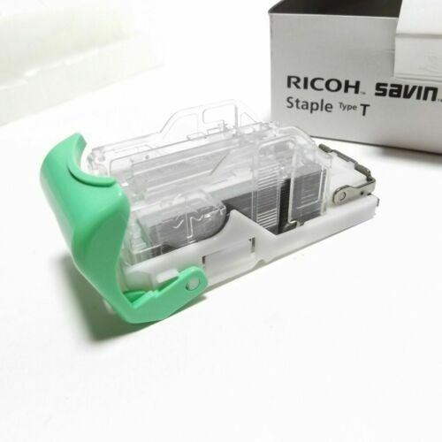 Ricoh Savin Lanier Type T OEM Refill Staple Cartridge 415009 590R-SA