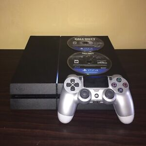 PS4™ (500GB) Comme Neuve + 2 Call of Duty!