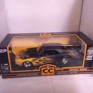 1968 Chevy Camaro Limited edition  1:18 Peterborough Peterborough Area image 6