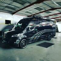 Mercedes-Benz SPRINTER 319 CDI AUTO by SC Sporthomes Ltd, Griffithstown, Monmouthshire