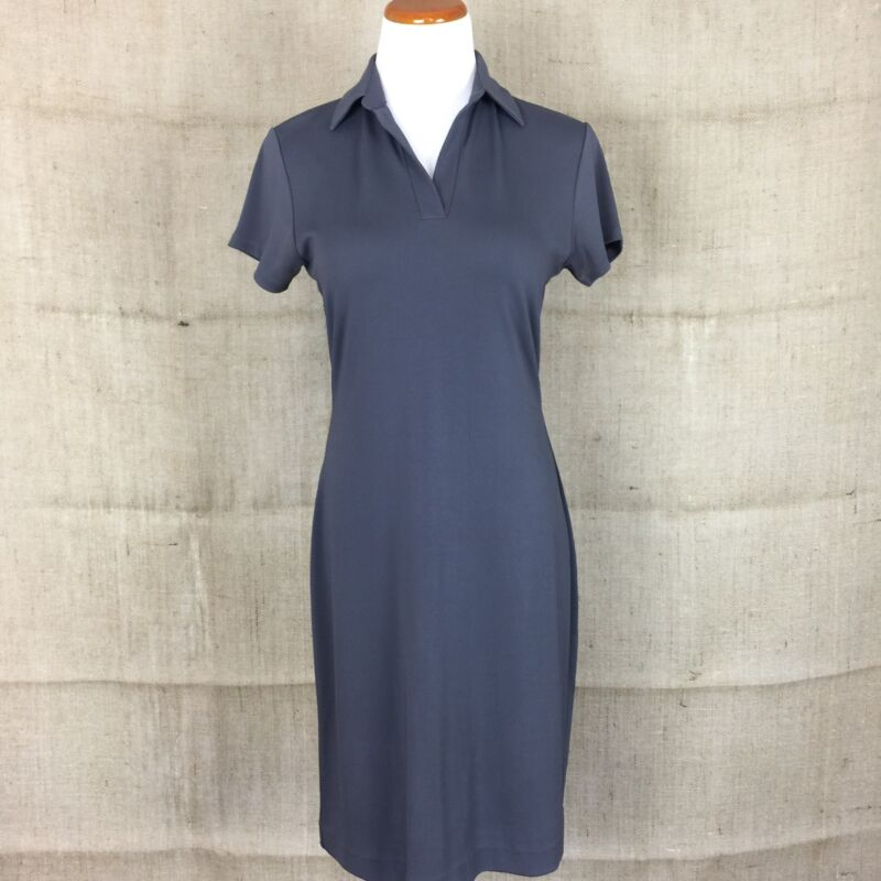 ID/Entity By Lord & Taylor Polo Knit Dress Size M