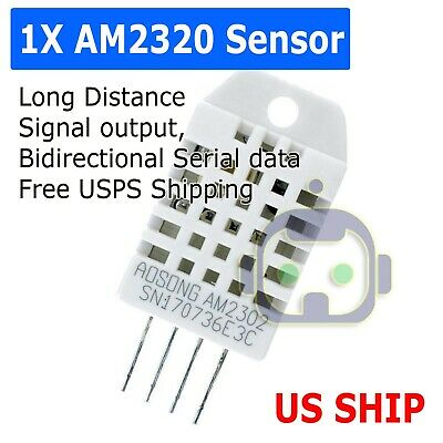 Dht22am2302 Digital Temperature And Humidity Sensor Replace Sht11 Sht15 Arduino