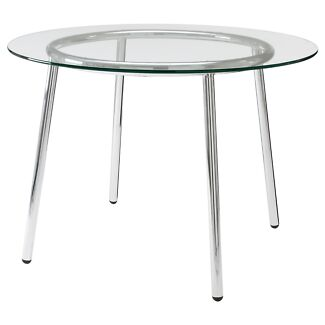 Ex Display - Glass Dining Table - Reduced from $129