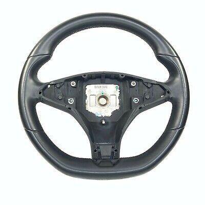 Tesla Model S Steering Wheel Black OEM 1005279-00-D