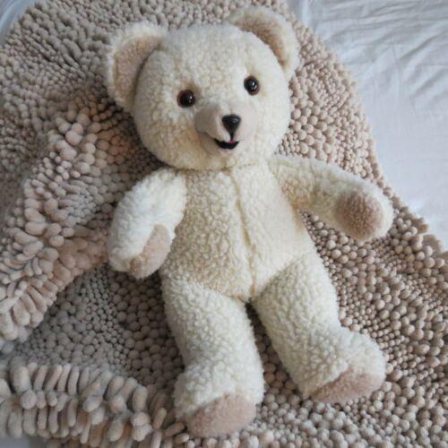 "Vtg 1986 SNUGGLE Plush 16"" TEDDY BEAR Premium - Fabric Softener RUSS BERRIE EUC"