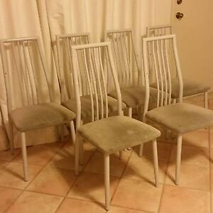 Dining chairs Cherrybrook Hornsby Area Preview