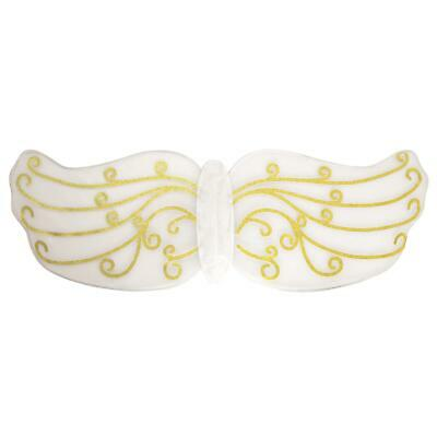 Gold Angel  Wings Fancy Dress Carnival  Gabriel Nativity Costume   Gabriel Angel Wings