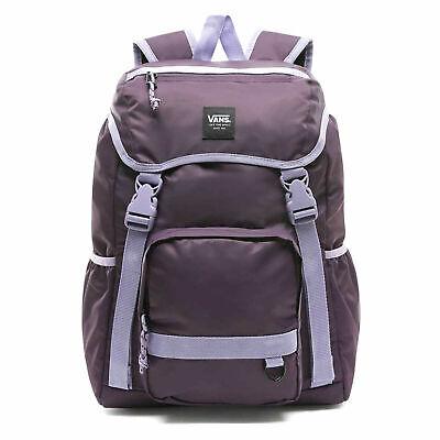 Vans Rucksack Backpack Daypack Ranger DayBreak Purple Bag Boy Girl Travel Gym