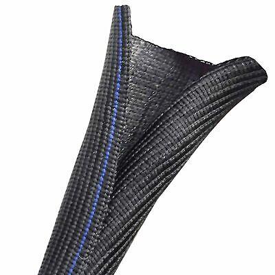 Design Engineering Easy Loom Split Wire Wiring Sleeve 19mm 3/4 Inchx10 Foot