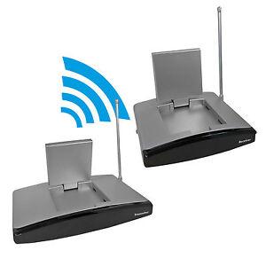 Wireless Funk Audio Video Sender System AV Transmitter Signal 5,8 Ghz  VL58 BMB