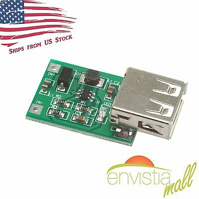 2.0v To 4.5v In 5v Usb Out Dc-dc Boost Step-up Power Supply Converter Module Us