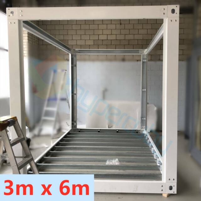 Container Portable Cabin Shed Office Studio Backyard Pod