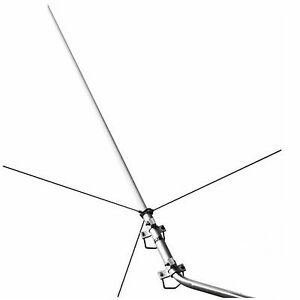 Comet GP-9   3-piece ultra-high gain dualband 145/433MHz base antenna