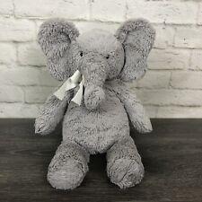 Pottery Barn Kids Pbk Elephant Soft Plush Stuffed Animal