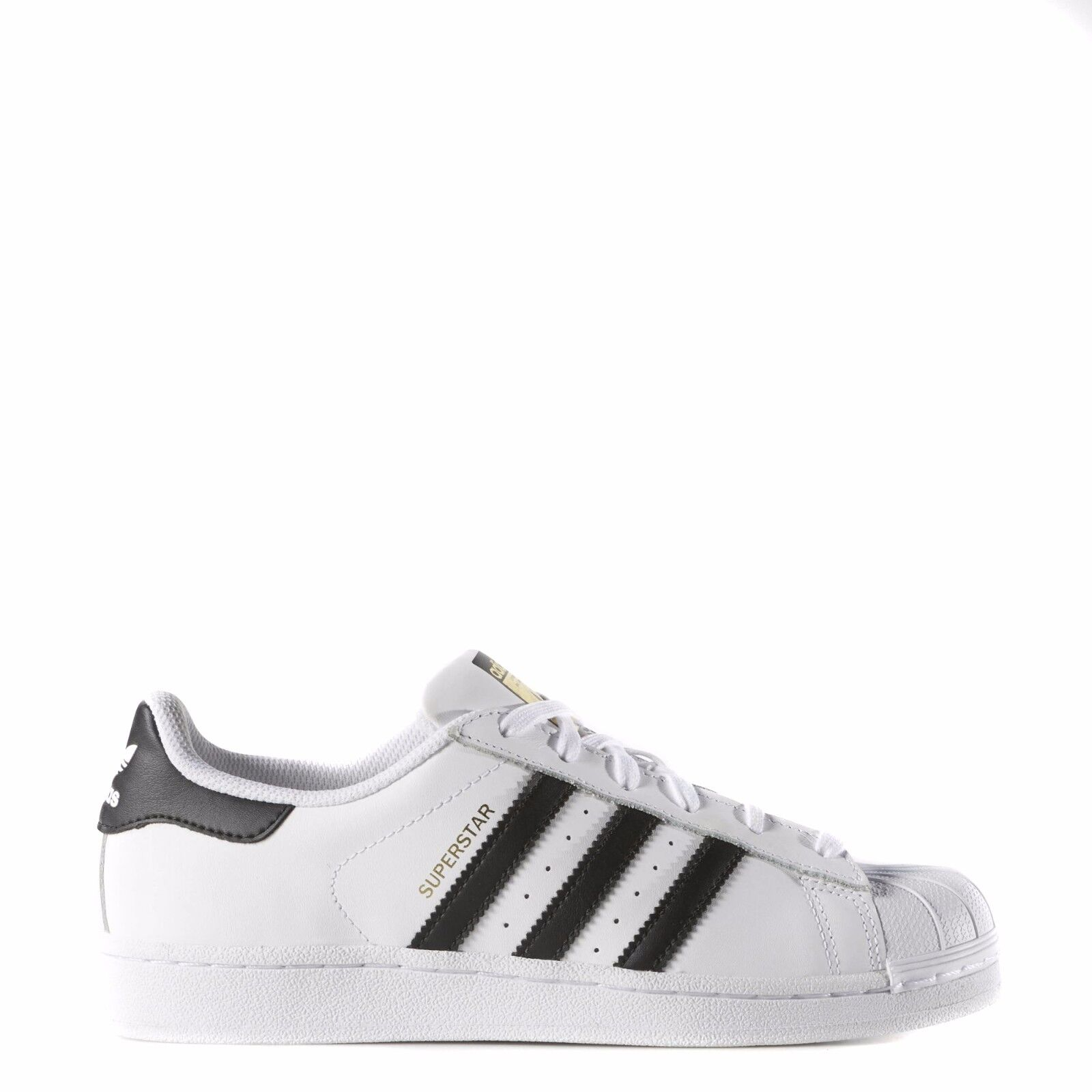 Adidas Originals Women's Superstar Shoes NEW AUTHENTIC White/Black C77153