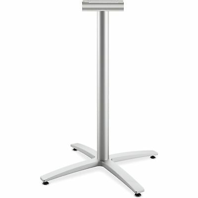Hon Between Table Standing Height Silver X-base Btx42spr8