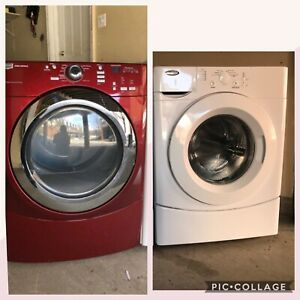 Like NeW full working Set: Maytag DRYER can DELIVER