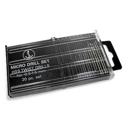 Joyeros Broca de Taladro Set Para Perforación Fabricación Joyería Brocas - TD91