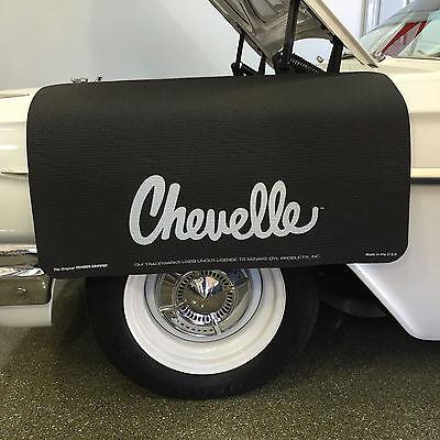 Chevrolet Chevelle Fender Gripper Protective Black Cushion Fender Cover FG2031