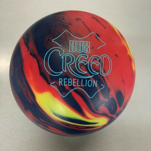 DV8 CREED REBELLION 1ST QUALITY   BOWLING  ball  15 lb  NEW IN BOX  #048