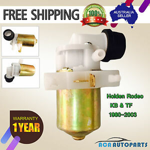 Holden Rodeo KB TF 80-03 Windscreen Wiper Washer Bottle Pump with Motor Front