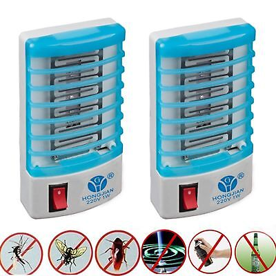 Mosquito Killer Lamp Bug Zapper Electronic Insect Killer Indoor Most Flying Pest](Bulk Night Lights)