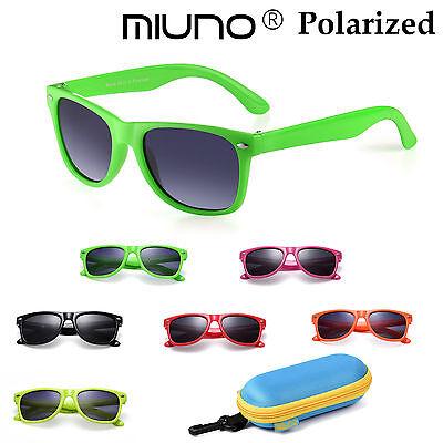 Miuno® Kinder Sonnenbrille Polarisiert Polarized Wayfare 6833a 100% UV Schutz