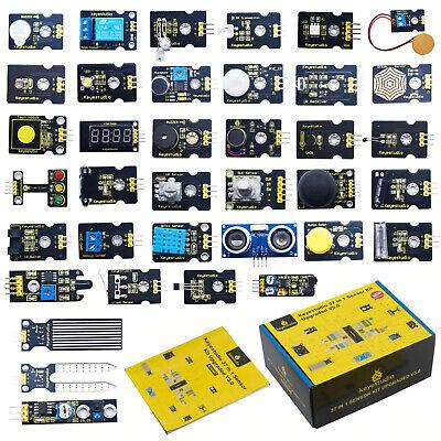 37 In 1 Sensor Kit Upgrade For Arduino Starter Kit Projects Tutorial Programing
