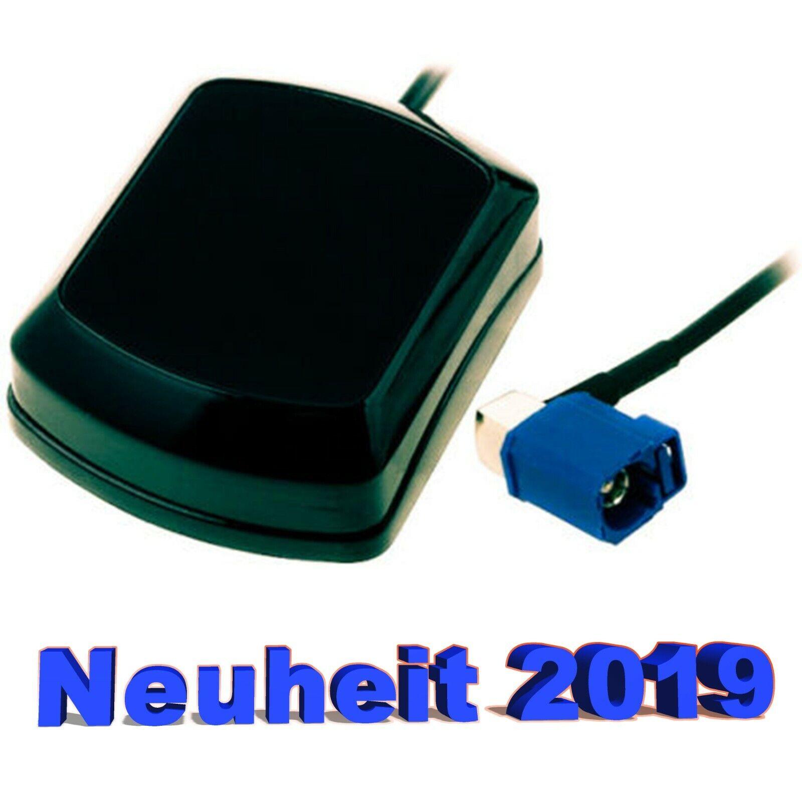 KFZ-ANTENNENFUSS FM PKW GPS VW RAKU2 Triplex Stabantenne Antennenfuss RAKU2 NAVI