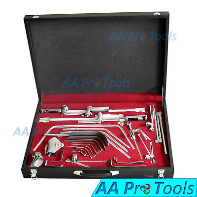 Thompson Retractor Complete Set Surgical Orthopedic Stainless Steel Rt-1014