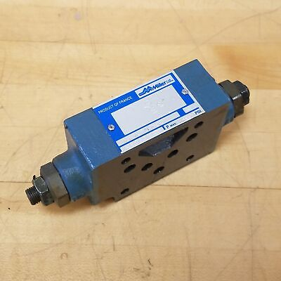 Miller 583-m5fcc-90 Hydraulic Valve. Pmax4600 Psi - Used