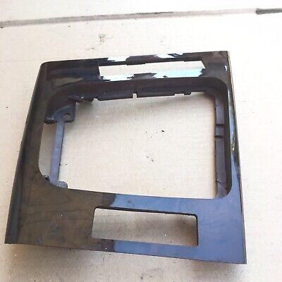99-05 BMW E46 325i 328i 330i M3 Shifter Bezel Trim Woodgrain Wood Console OEM