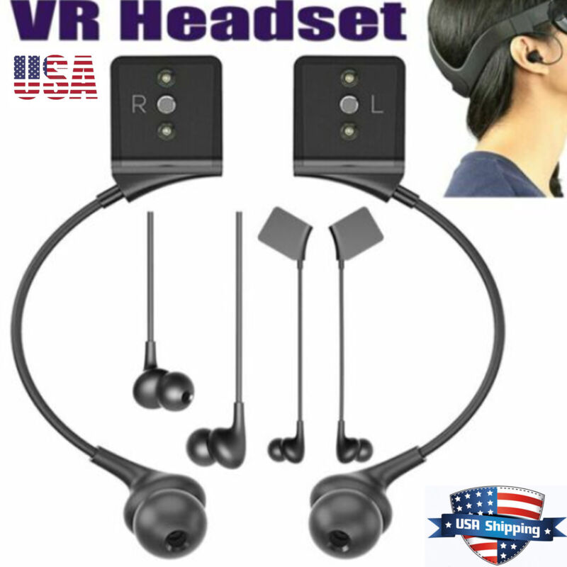 Replacement CV1 Earphones In-Ear Earbud for Oculus Rift VR Headset Spare Part#US