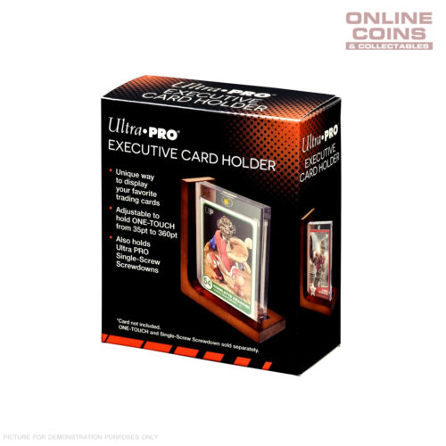 Ultra Pro Specialty Series 100pt Magnetic One Touch Card Protectors 2.4mm x 25