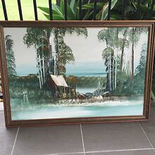 Beautiful painting - Australian bush theme Nerang Gold Coast West Preview