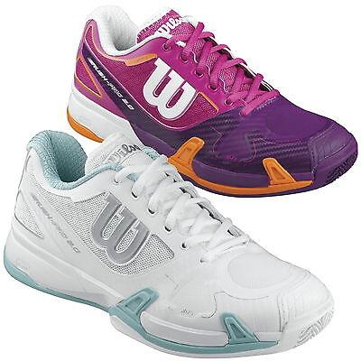 Wilson RUSH PRO 2.0 CLAY COURT W - Damen Tennisschuhe - WRS321160 WRS321170