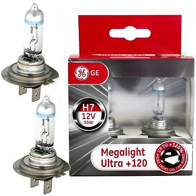 GE General Electric H7 MegaLight Ultra +120% 2er Set 58520SNU ()