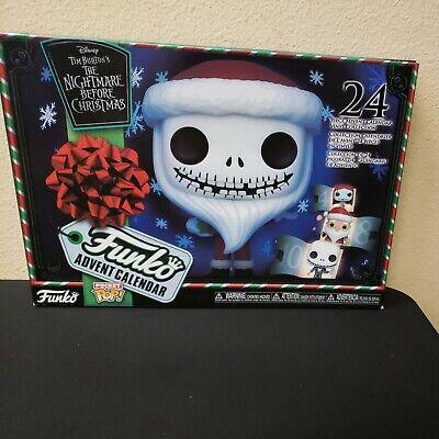 Funko Advent Calendar The Nightmare Before Christmas - 24 Pocket Pop! Vinyl