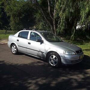 2000 Holden Astra Sedan Ermington Parramatta Area Preview