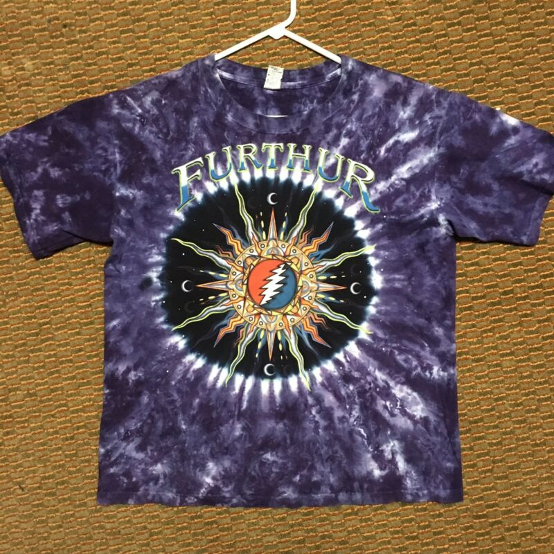 Further 2010 Winter Tour T-Shirt Size Medium Other Ones Grateful Dead and Co M