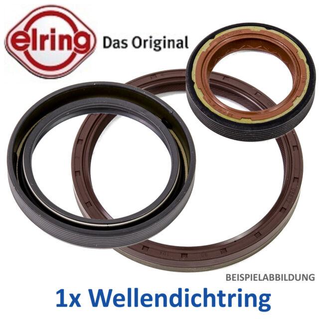 ELRING Wellendichtring Simmerring 45x67x8 mm Stirnseitig 914.924