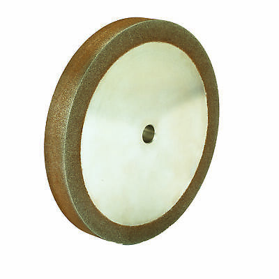 Woodriver Cbn Grinding Wheel With 58 Arbor 120-grit
